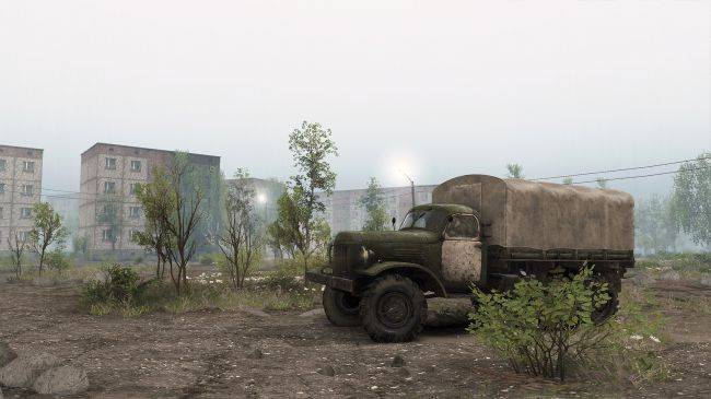 Spintires: Chernobyl's new teaser gives off Death Stranding vibes
