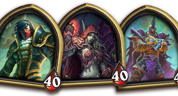 Three new heroes have come to Hearthstone Battlegrounds in the latest update