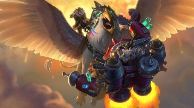 Hearthstone: Descent of Dragons solo adventure to add 35 new cards in January
