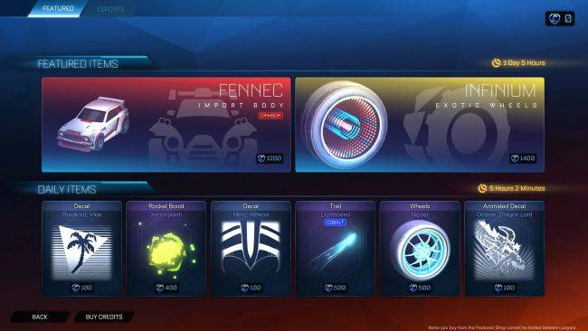 Rocket League players aren't happy with loot boxes being replaced by a shop