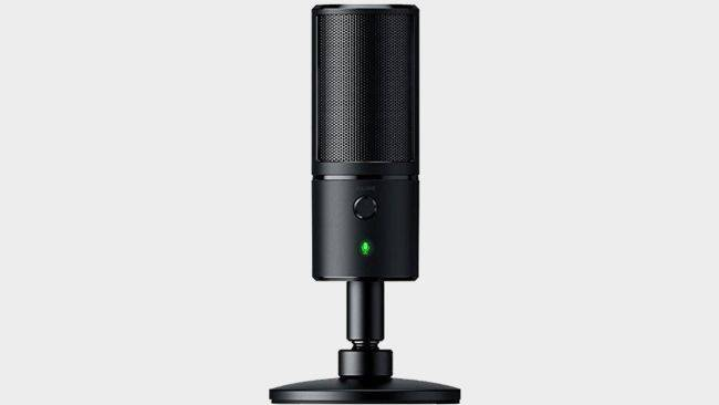 One of our favorite microphones for streaming is on sale for only $55 on Amazon