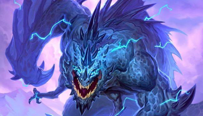Hearthstone's powerful Galakrond Shaman is already getting nerfed