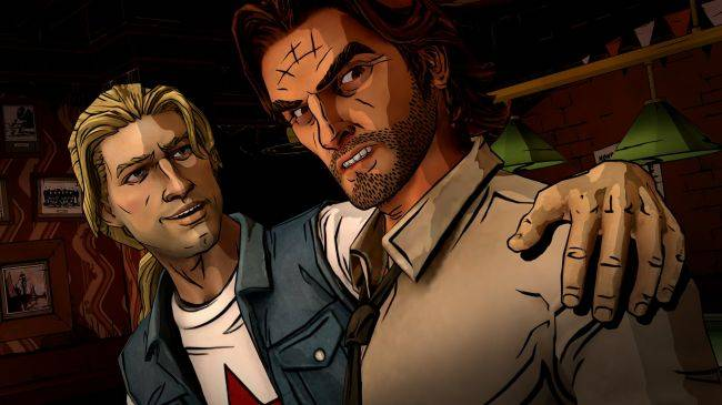The Wolf Among Us is free on the Epic Games Store