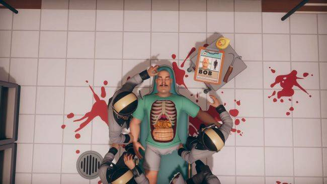 Surgeon Simulator is getting a sequel