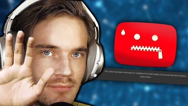 PewDiePie says he's taking a break from YouTube next year