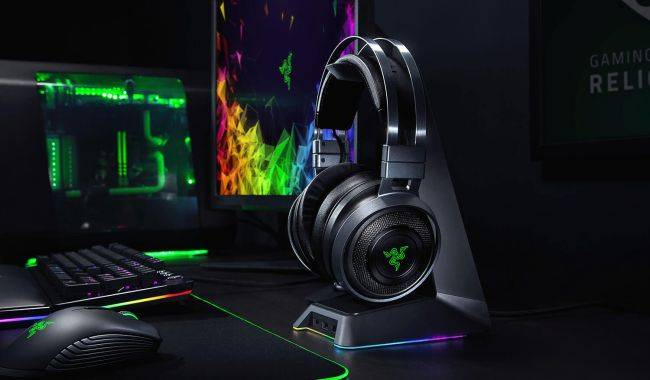 Save $70 on Razer's Nari Ultimate, one of our favorite wireless gaming headsets
