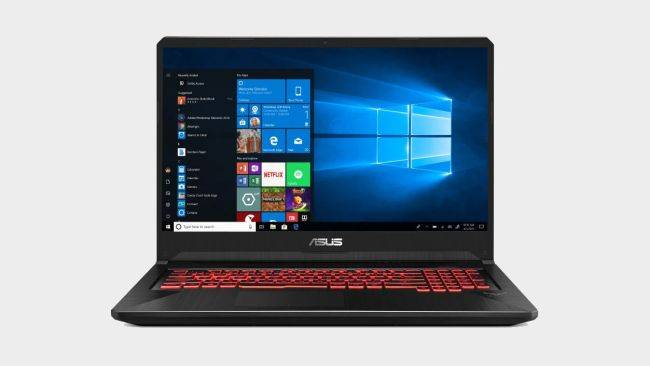 This 17-inch gaming laptop with an AMD Ryzen is on sale for $599