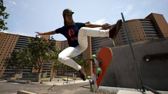 Session is the most authentic skateboarding game ever made