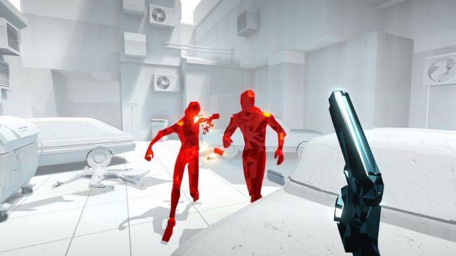 Superhot is free on the Epic Store today only