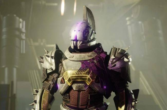 Destiny 2's new Guardian, Saint-14, will notice if you wear his helmet