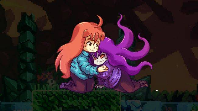 Celeste is free for the day on the Epic Games Store