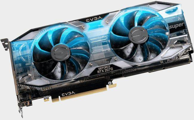 EVGA's GeForce RTX 2070 Super XC Gaming is on sale for $390