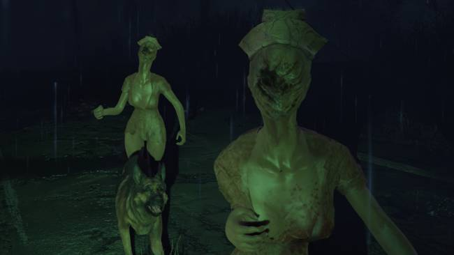 Whispering Hills turns Fallout 4 into a foggy horror, and honestly no thanks