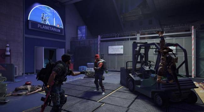 New Division 2 Update Makes Post-Apocalyptic D.C. A Little Cheerier
