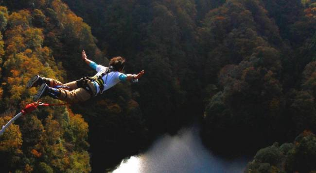 Our Weekend In Gaming: Bungie Jumping
