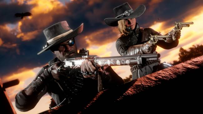 Red Dead Online's standalone version has arrived