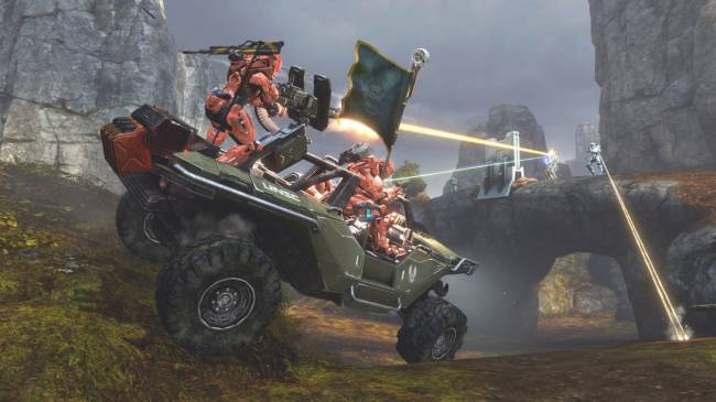 Halo: The Master Chief Collection's co-op future may lie with modders