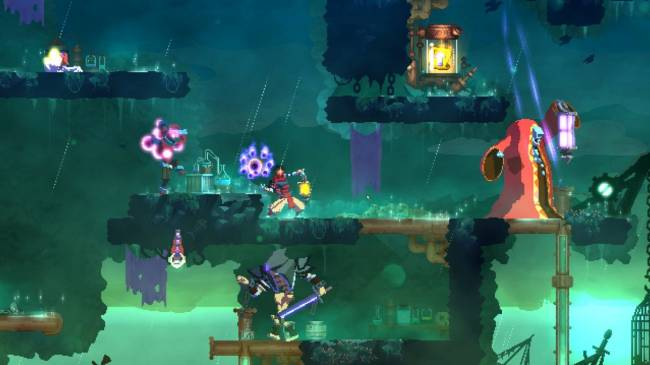Dead Cells takes a Fatal Fall into another DLC expansion next year