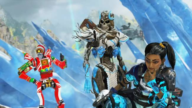 Apex Legends winter event brings back its best feature – the train
