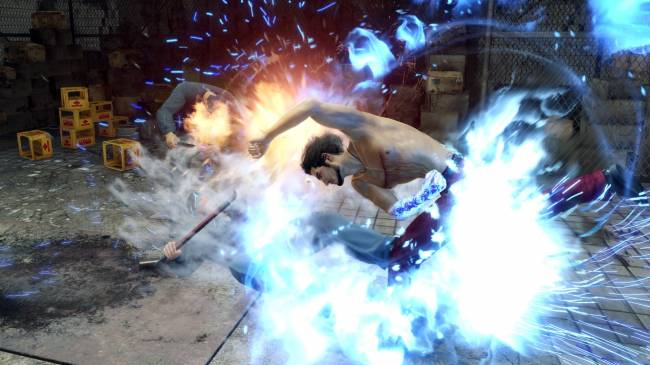 Yakuza: Like A Dragon's latest patch adds a missing battle feature