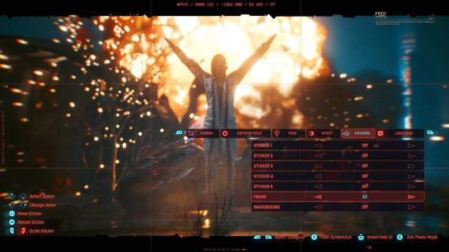 Cyberpunk 2077's photo mode apparently includes Sailor Moon and Solaire of Astora poses