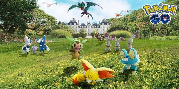 Pokemon originally discovered in Kalos are coming to Pokemon Go with a special event