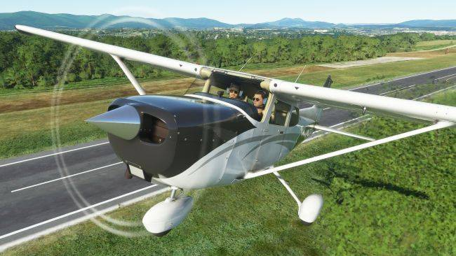 Microsoft Flight Simulator will get official VR support later this month