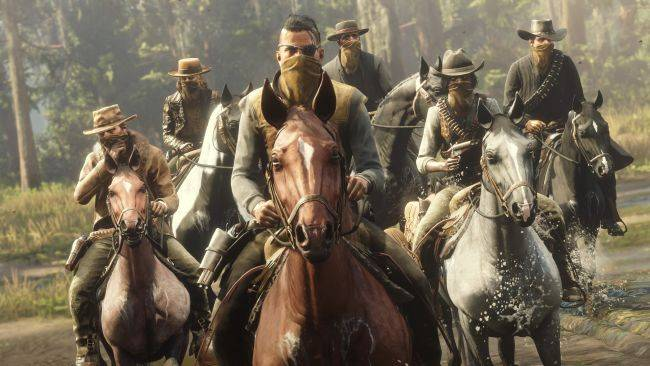 The standalone Red Dead Online is available now