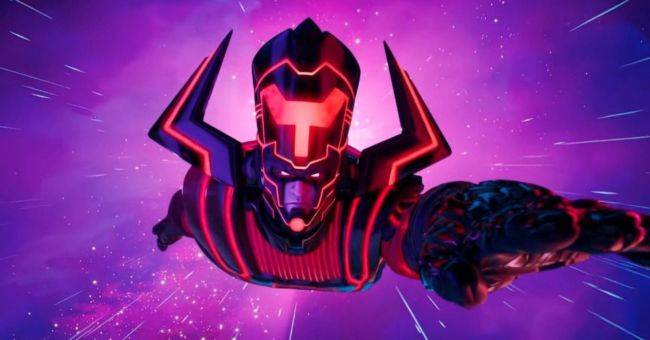 Over 15 million Fortnite players crammed Battle Buses into Galactus's gob