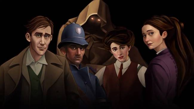 Failbetter's working on two new games, and one's a Fallen London prequel