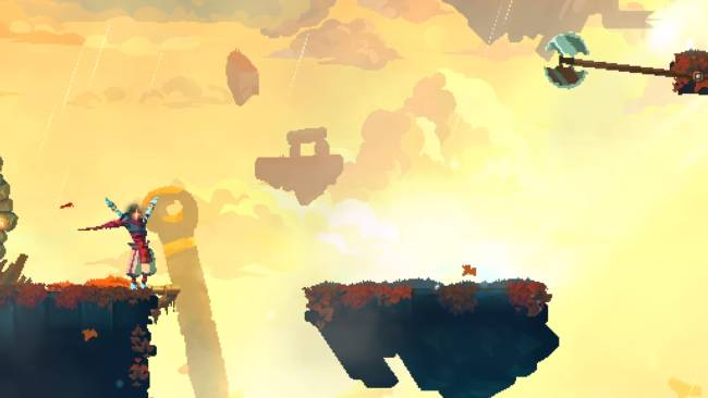 Dead Cells' next DLC will let you praise the sun and explore floating islands