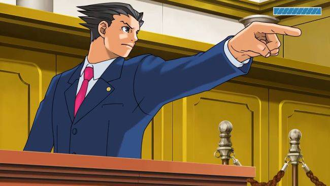 Looks like Phoenix Wright: Ace Attorney is coming to Game Pass