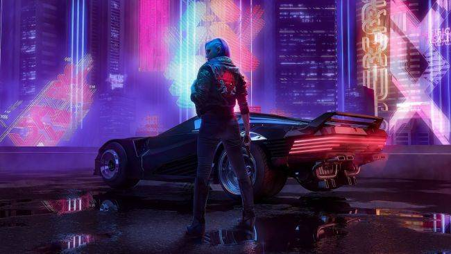 Cyberpunk 2077 preloads are live, with an easter egg