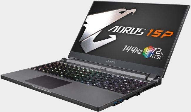 This fast gaming laptop with a 144Hz display and RTX 2070 is just $1,199 after rebate