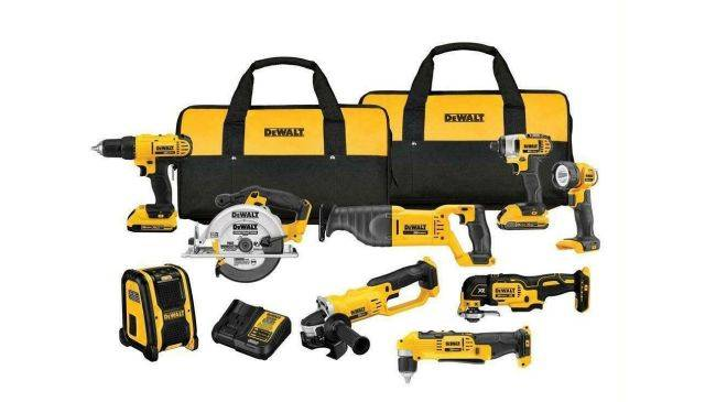 Power up your tools for less with deals on Certified Refurbished DeWalt gear from eBay