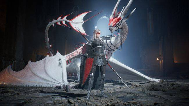 Century: Age of Ashes is a PvP dragon combat game coming in February