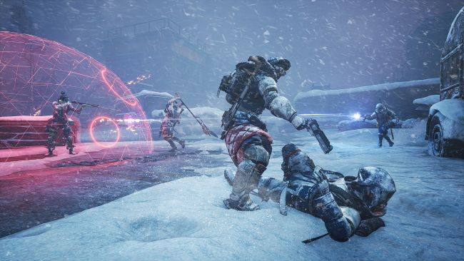 Survival shooter Scavengers is now playable in beta