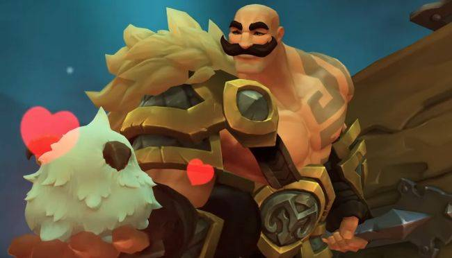Ruined King, the singleplayer League of Legends game, finally shows off some gameplay