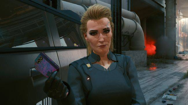 One clingy Cyberpunk 2077 NPC is following players through the game