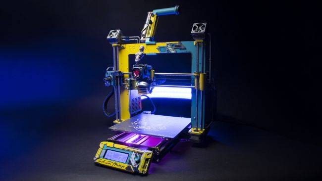 Make Keanu proud with your own 3D-printed Cyberpunk 2077 3D printer mods