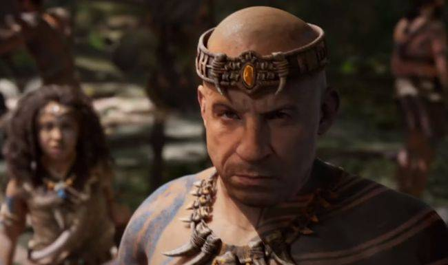 Vin Diesel isn't just starring in Ark 2, he's also working on the game