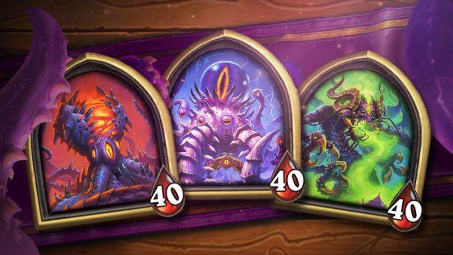 Hearthstone Battlegrounds gets its first ever spells and three new Old God heroes