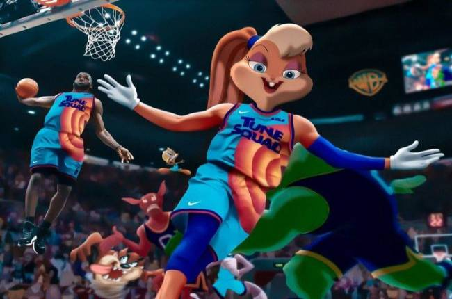 A new Space Jam game is coming from a very familiar face