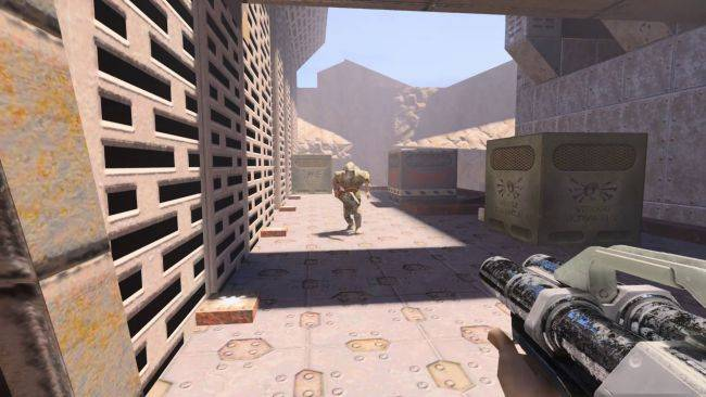 Vulkan Ray Tracing support enables even AMD GPUs to run Quake II RTX