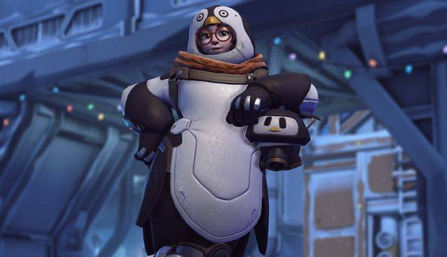 The Overwatch Winter Wonderland event returns with a frosty new 4v4 mode