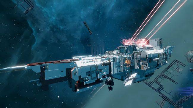 Starbase, the EVE Online-meets-Minecraft game, is looking for more alpha testers