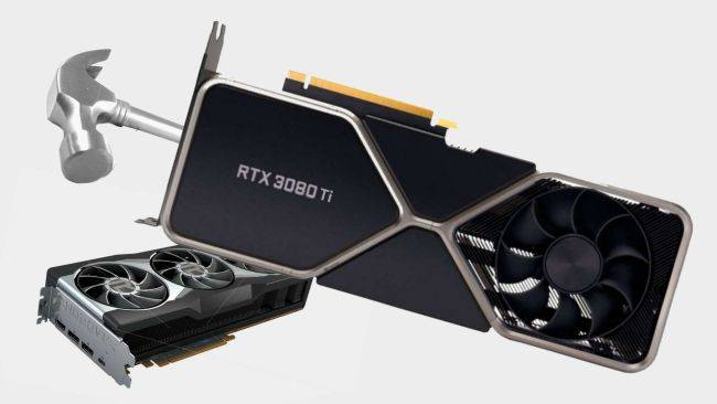 AMD's RX 6900 XT lacklustre launch means Nvidia doesn't need the RTX 3080 Ti anytime soon