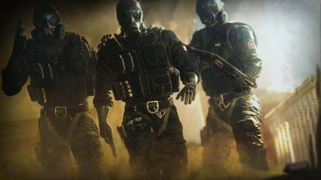 Rainbow Six Siege's reputation system is now live, but you can't see it