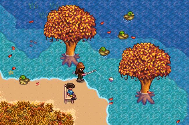 Stardew Valley 1.5 will bring a Beach farm and