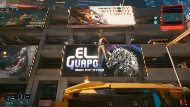 The Citizen Kane of Cyberpunk 2077 bug videos is here